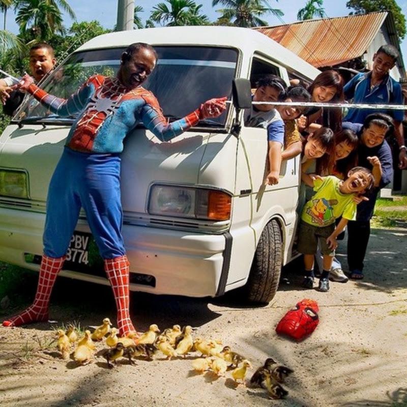 O melhor Homem Aranha de todos os tempos