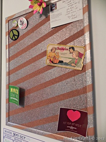 new corkboard