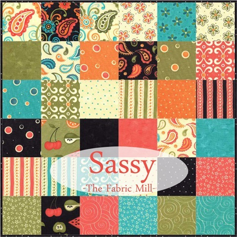 Sassy by Moda