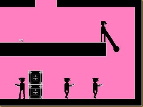 arms ゲーム画面