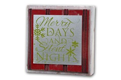 Merry Days and Silent Nights Block copy