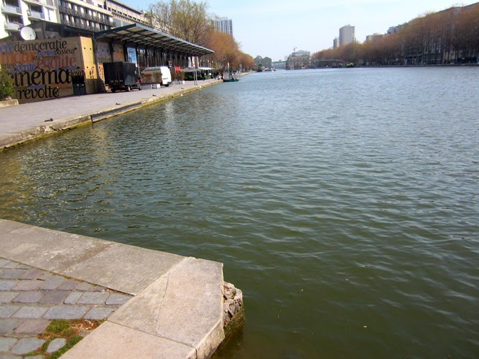 BASSIN VILLETTE PARIS