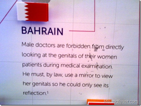 Bahrain sex trivia
