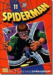 P00012 - Coleccionable Spiderman #11 (de 50)