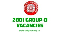 South Central Railway Group D Recruitment 2013