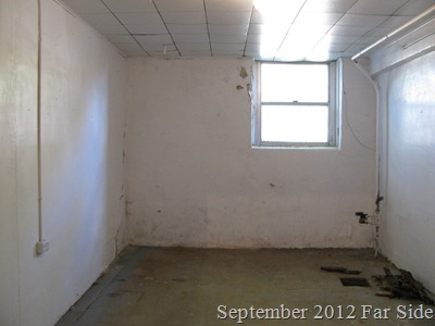 High School Memory Room After  First stage