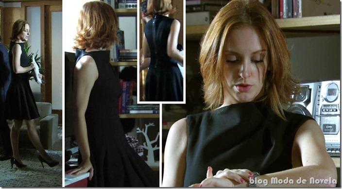 moda da novela amor eterno amor - priscila capítulo 11jul12