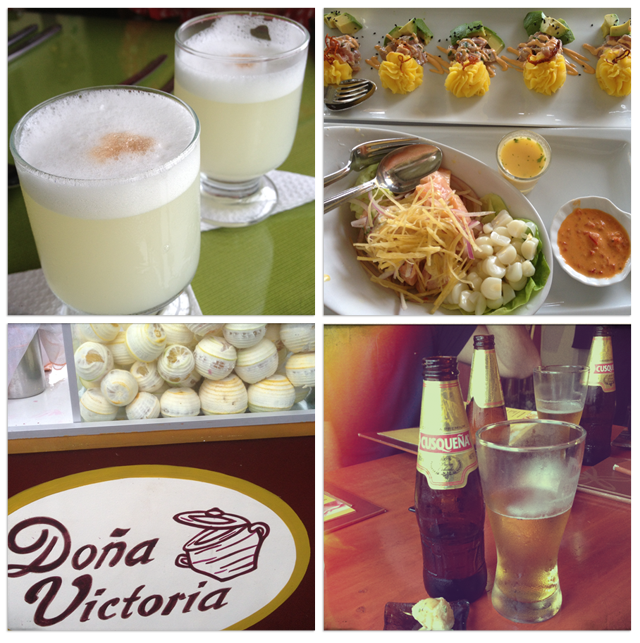 Lima's food