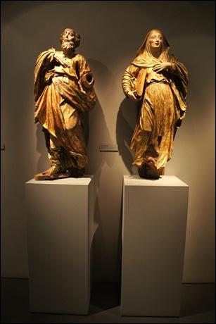 Gloria Ishizaka - museu de são roque - Santa Ana e São Joaquim