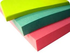 colored stack of post it notes