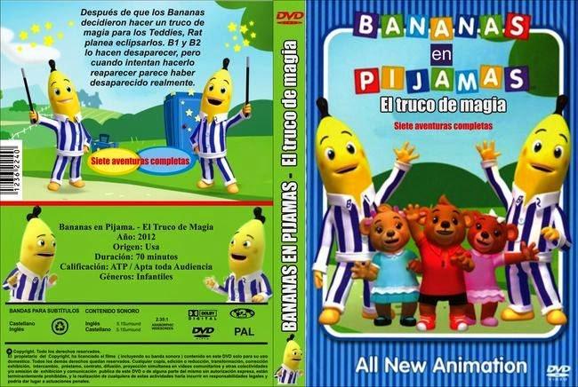 Bananas En Pijama El Truco De Magia