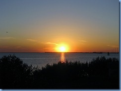 5972 Texas, South Padre Island - KOA Kampground - sunset