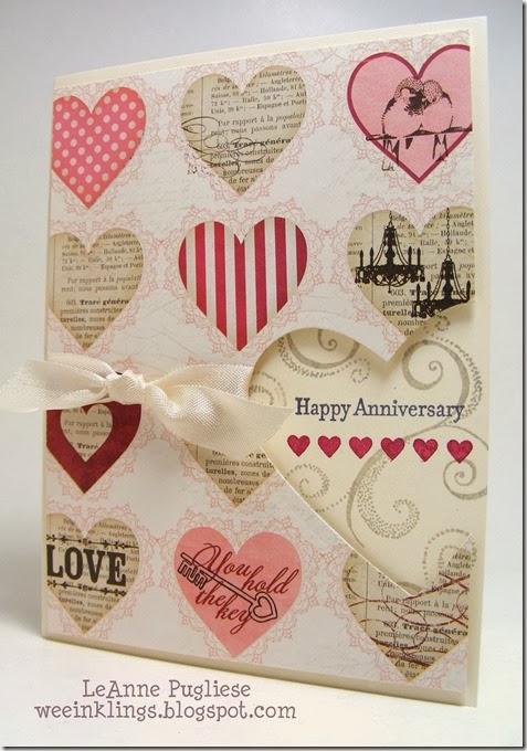LeAnne Pugliese WeeInklings Anniversary Card