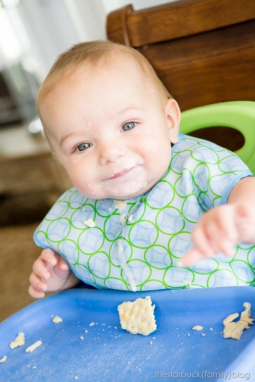 Ethan eating 6 months blog-4