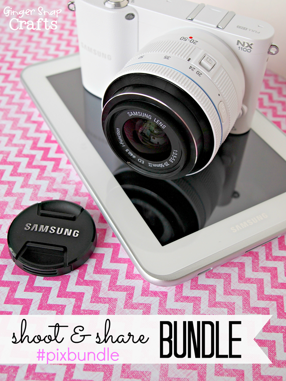 Samsung Shoot & Share Bundle at Sam's Club #pixbundle #shop #cbias