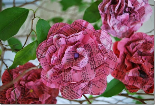 newspaper_flowers