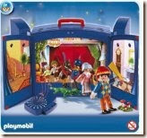 Playmobil Puppet Theater