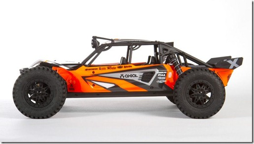 axial exo side