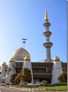 沙巴亞庇 州立清真寺 (2)