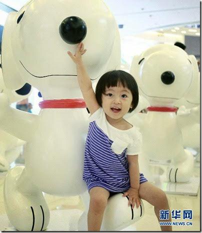 Snoopy Peanuts 65th Anniversary Shanghai Exhibition 史努比·花生漫畫65周年變.變.變.藝術展 03