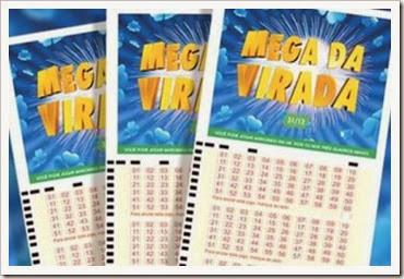 loteria da virada e uma enxada