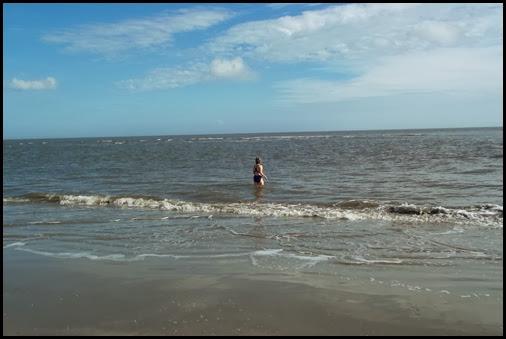 At the beach 011