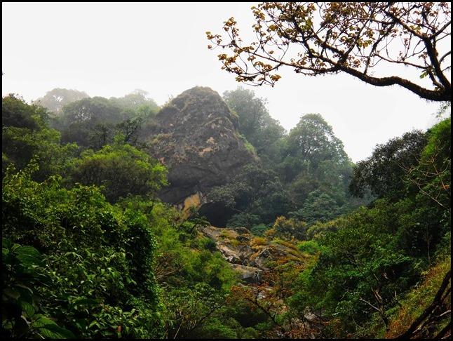 Near Aanathetti Stream