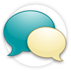 instant messaging clipart