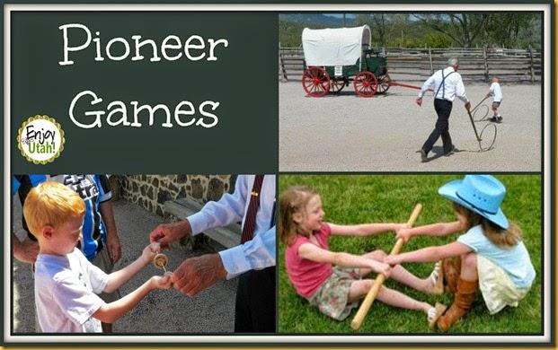Pioneer Games