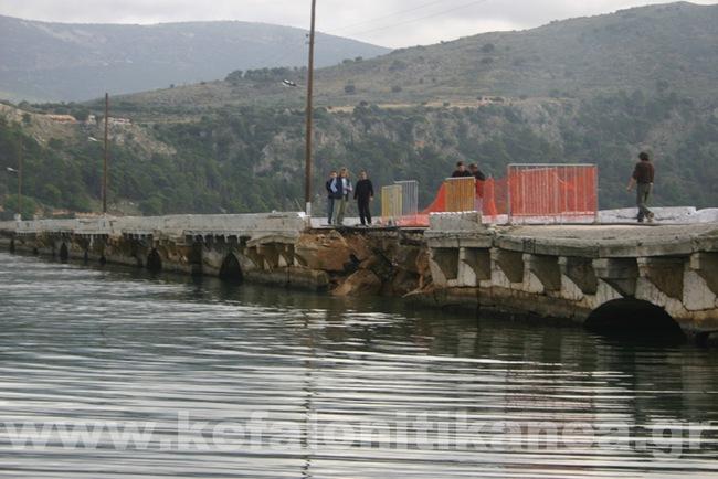 Για τη γέφυρα Δεβοσσέτου (Ελένη Κονιδάρη)