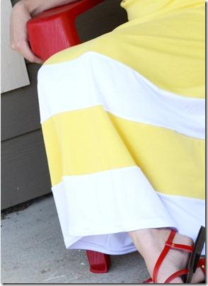 yellow maxi 1