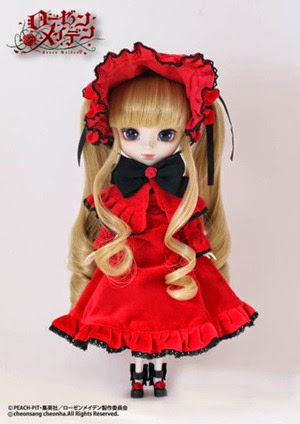 Pullip Shinku Regeneration