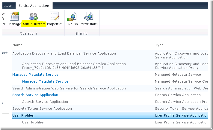 Configuring Enterprise Search in SharePoint 2010 step by step