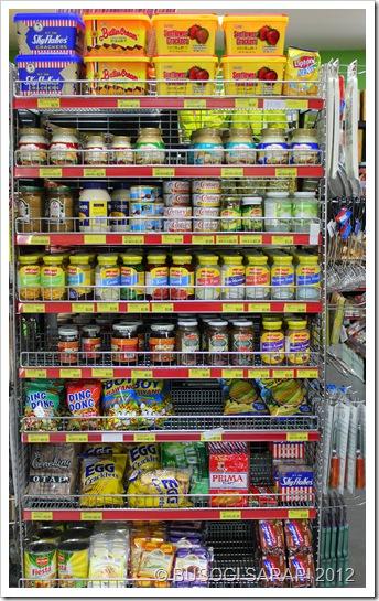 VAN LONG FILIPINO PRODUCTS© BUSOG! SARAP! 2012