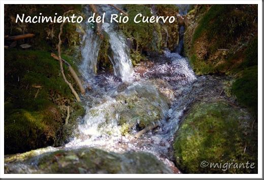 2011-07 - nacimiento del rio cuervo