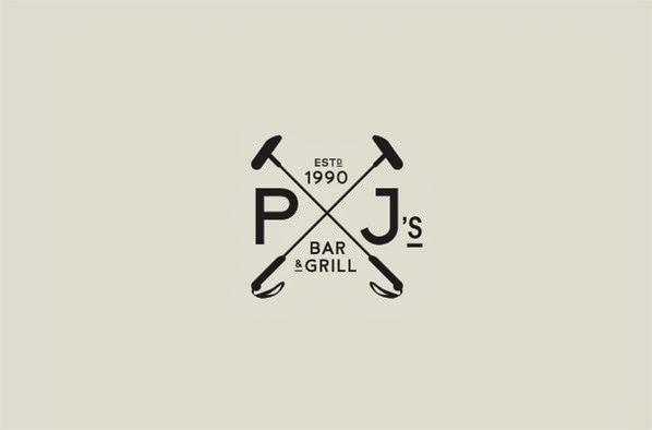 22 ejemplos de hermosos logotipos con estilo ultra minimalista 10