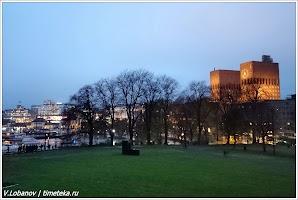 Городская ратуша. Осло. Норвегия.