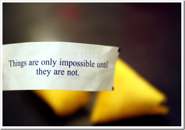 Impossiblethings