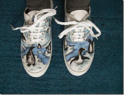 Gemsville Penguin shoes
