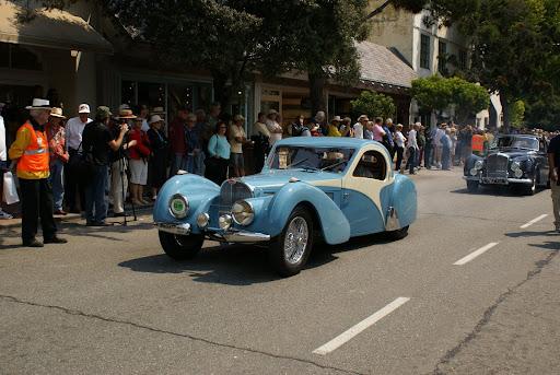 1937 Bugatti Type 57SC Atlante