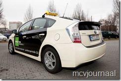 Taxi test Toyota Prius 01