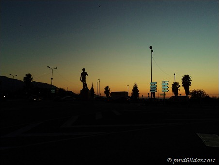 Marseille, Le David