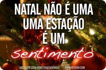 natal = sentimento