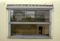 window outside rivets