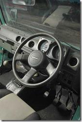 Suzuki Jimny SJ410V Interior