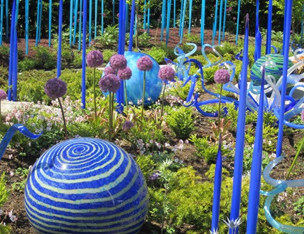 Chihuly Glass Garden, Seattle WA (78)