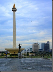 Air Mancur Monas