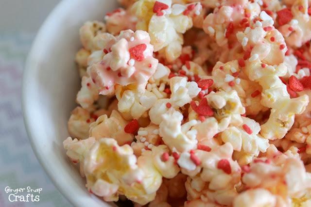 #popcorn #gingersnapcrafts