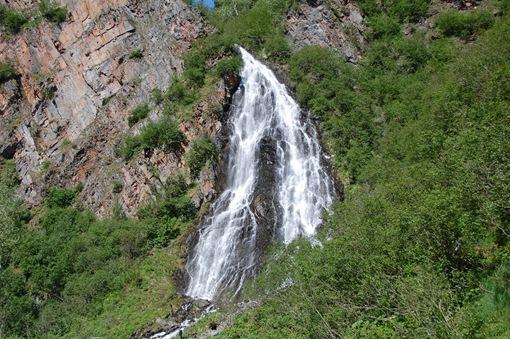 Horse Tale Falls