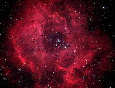 Nebulosa Rosette